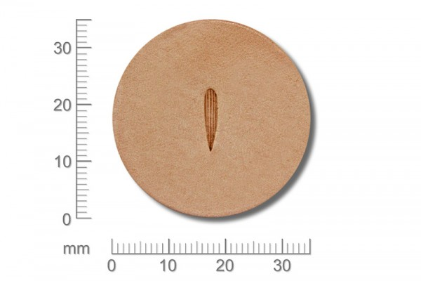 Punziereisen / Prägewerkzeug / Lederstempel P368 ( A-01 )