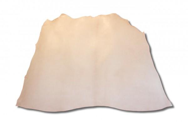 Leder - Gürtelhals natur (2,5 mm) 1,43 m²