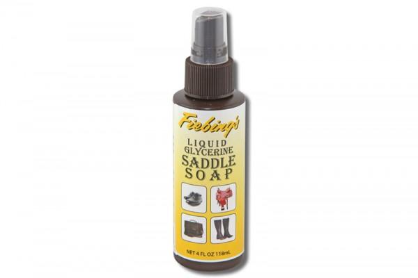Lederreinigung - Fiebing´s Liquid Glycerine Saddle Soap