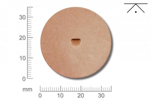 Rickert - Punziereisen / Prägewerkzeug B200 ( 2a-10 )