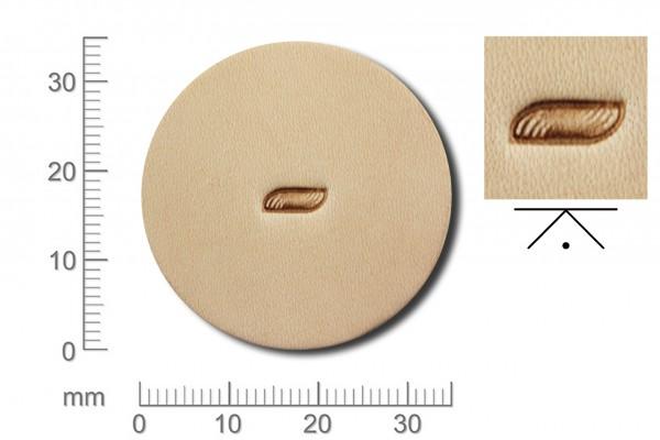 Rickert - Punziereisen / Prägewerkzeug R959 ( 2c-13 )