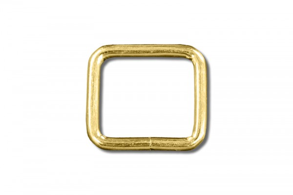 Square ring steel