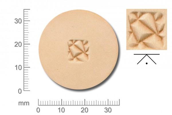 Rickert - Punziereisen / Prägewerkzeug Z007 (2e-06)