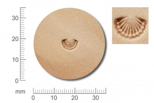 Punziereisen / Prägewerkzeug / Lederstempel D637 ( S-01 )
