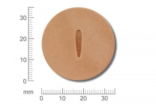 Craft Japan Punziereisen / Prägewerkzeug SKP368 ( 1c-08 )