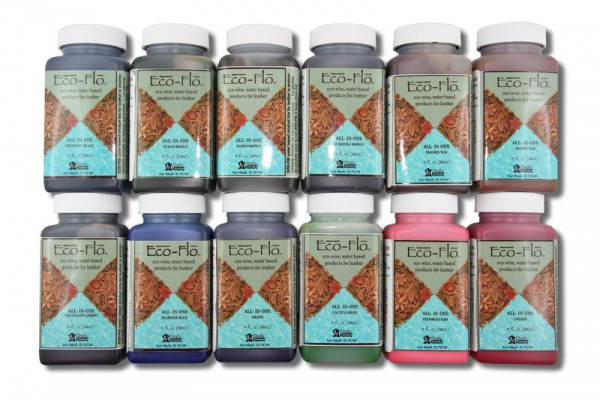 ***Lederfarbe / Finish - Eco-Flo All-In-One Stain & Finish 118 ml