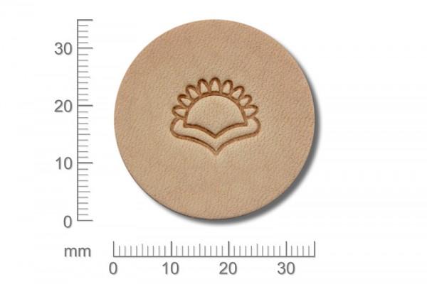 Punziereisen / Prägewerkzeug / Lederstempel E677 ( D V-20 )