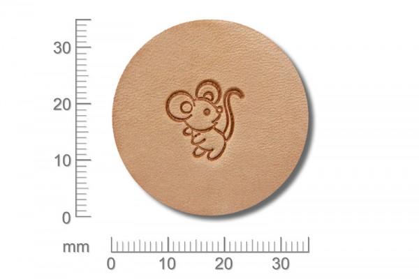 Craft Japan Punziereisen / Prägewerkzeug E580 ( 1t-09 )