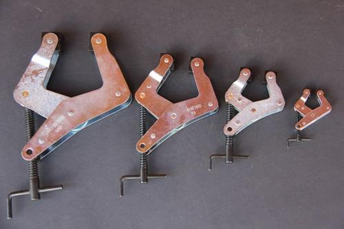 Parallelzwinge / Spannhand