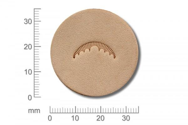 Craft Japan Punziereisen / Prägewerkzeug V407 ( 1r-01 )