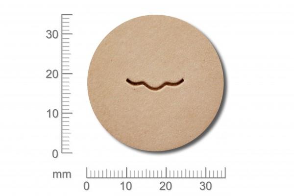Punziereisen / Prägewerkzeug / Lederstempel V404 ( S I-11 )