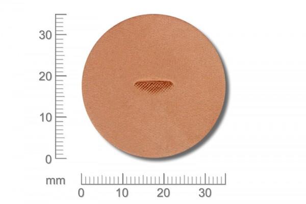 Punziereisen / Prägewerkzeug / Lederstempel B971 ( D I-05 )