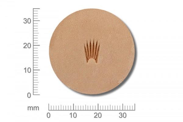 Craft Japan Punziereisen / Prägewerkzeug C366 ( 1l-19 )