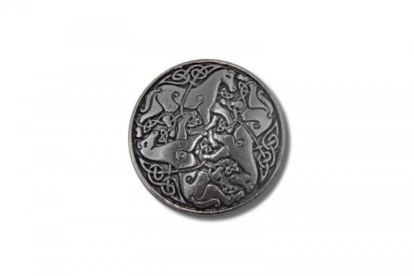 Concho, Celtic Horses (antik silber)