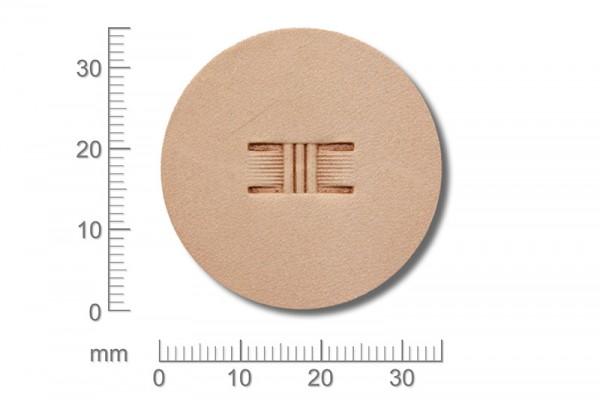 Craft Japan Punziereisen / Prägewerkzeug X534 ( 1i-15 )