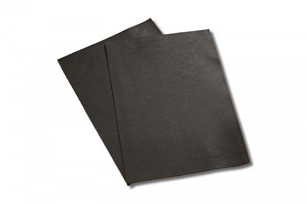 Leder - Gürtelhals 3,0 - 3,5 mm schwarz