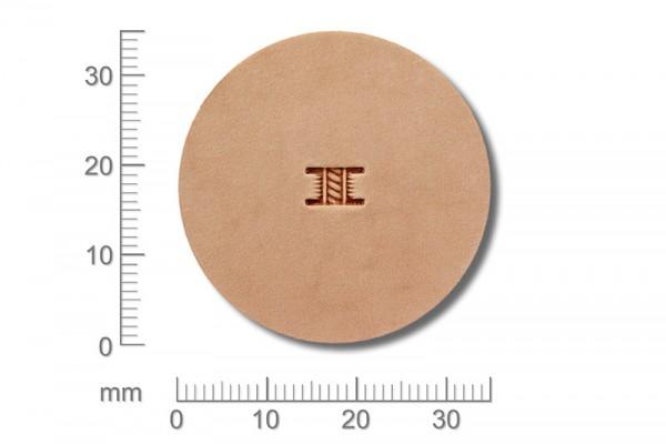 Craft Japan stamping tool X502-2 ( 1k-01 )