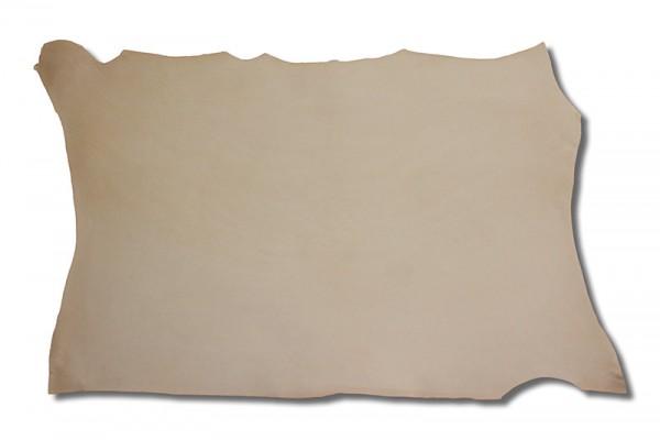 Leder - Blankleder-Hals natur (2,0 mm - 2,4 mm) 1,24 m²