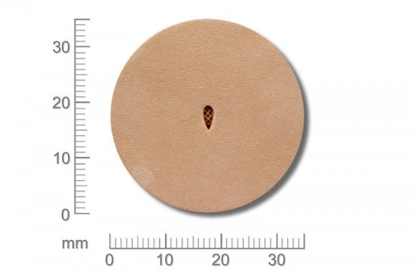 Craft Japan Punziereisen / Prägewerkzeug A104-2 ( 1n-06 )