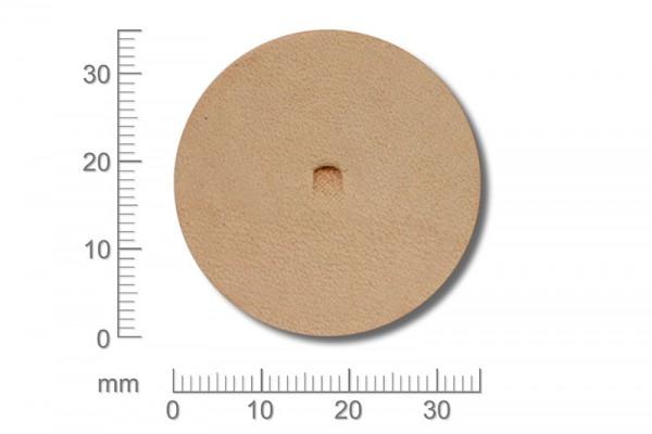 Punziereisen / Prägewerkzeug / Lederstempel B936 ( D V-09 )
