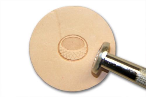 Punziereisen / Prägewerkzeug / Lederstempel W562 ( D I-17 )