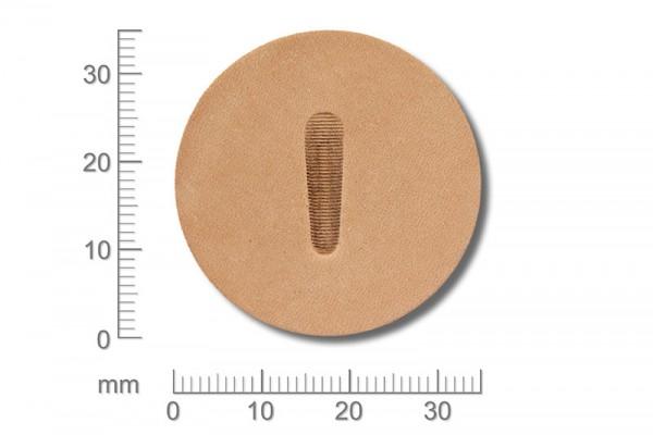 Craft Japan Profi Punziereisen / Prägewerkzeug STH-2 ( 1d-04 )