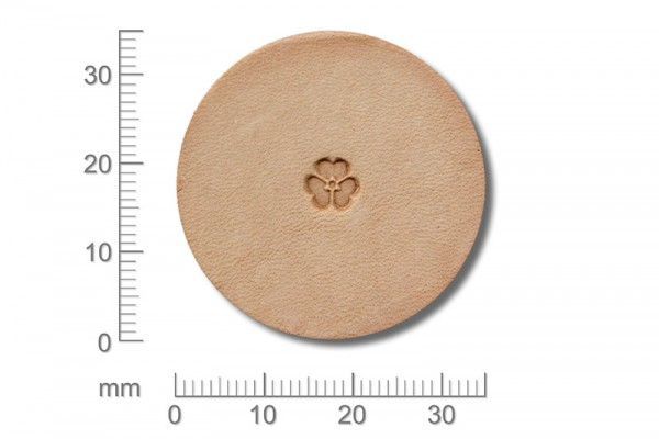 Craft Japan Punziereisen / Prägewerkzeug O2 ( 1h-01 )