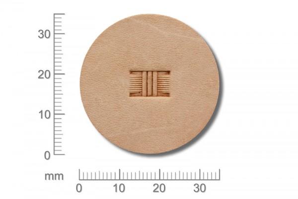 Craft Japan Punziereisen / Prägewerkzeug X511 ( 1k-02 )