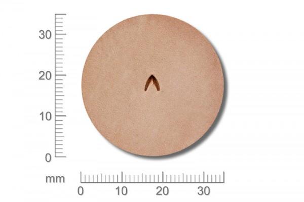 Craft Japan Punziereisen / Prägewerkzeug U848 ( 1p-09 )