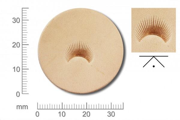 Rickert - Punziereisen / Prägewerkzeug C429 ( 2d-11 )
