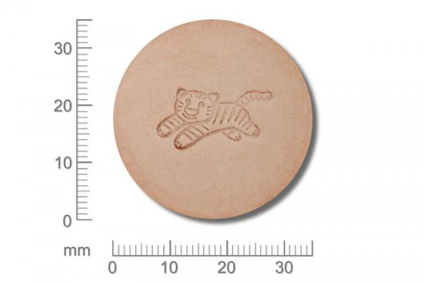 Craft Japan Punziereisen / Prägewerkzeug E586 ( 1u-12 )