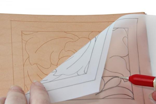 Polyester - Pauspapier / Zeichenpapier / Tracing-Film DIN A4