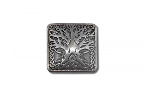 Concho, Tree of Life 3 (antik silber)
