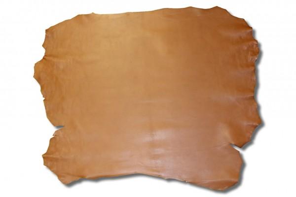Ziegen - Futterleder (Cognac / 0,7 - 0,9 mm) 0,28 m²