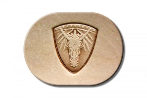 "Stamping Tool ""Dragon Shield"""