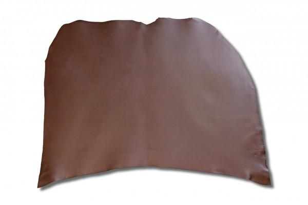 Leder - Gürtelhals dunkelbraun (3,0 - 3,5 mm) 1,29 m²