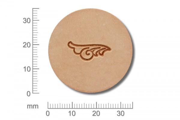 Craft Japan Punziereisen / Prägewerkzeug K153-R ( 1i-02 )
