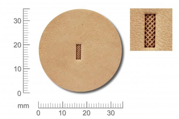 Punziereisen / Prägewerkzeug / Lederstempel A105 ( E-12 )