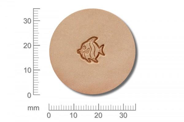 Craft Japan Punziereisen / Prägewerkzeug K167-R ( 1h-14 )