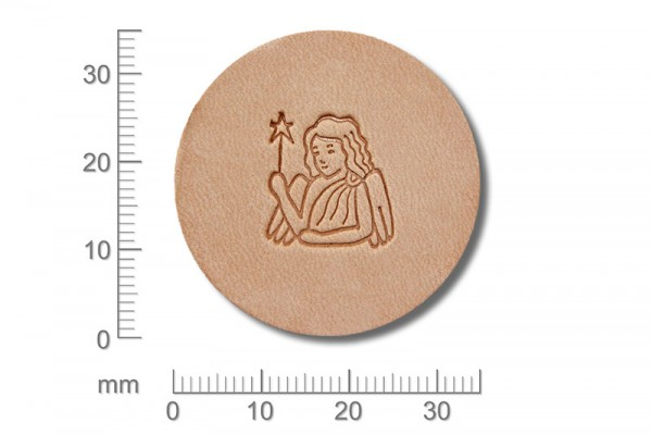 Craft Japan Punziereisen / Prägewerkzeug E691 ( 1t-20 )
