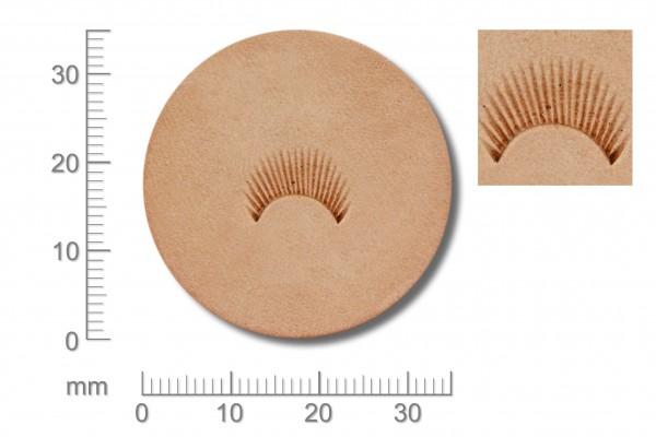 Punziereisen / Prägewerkzeug / Lederstempel C426 ( A-03 )
