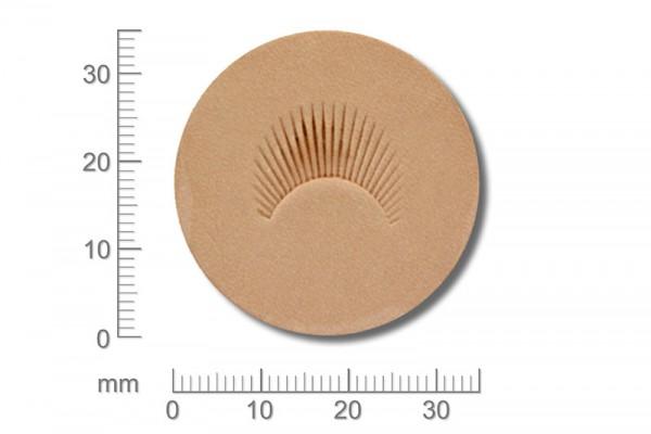 Craft Japan Punziereisen / Prägewerkzeug C454 ( 1l-20 )
