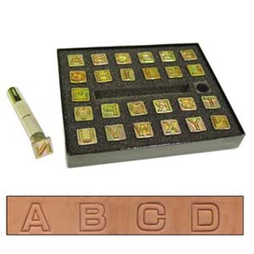 "Stamp Set ""Letters"""