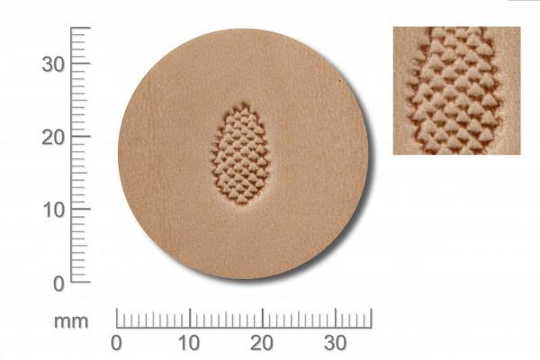 Punziereisen / Prägewerkzeug / Lederstempel W567 ( S II-14 )