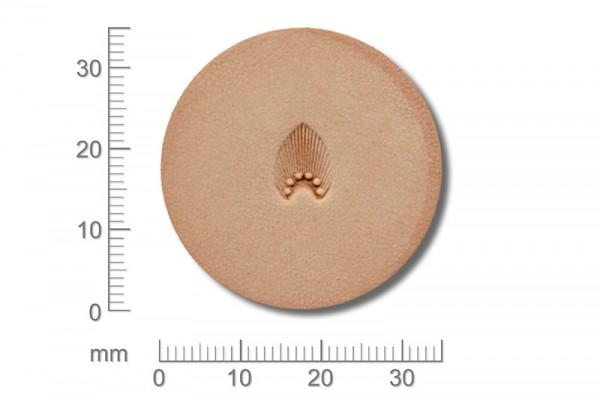 Craft Japan Punziereisen / Prägewerkzeug N718 ( 1i-11 )
