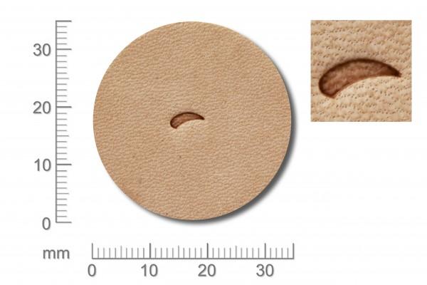 Punziereisen / Prägewerkzeug / Lederstempel H904 ( S III-11 )