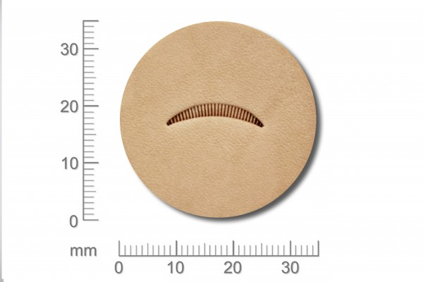 Punziereisen / Prägewerkzeug / Lederstempel V715 ( S II-04 )