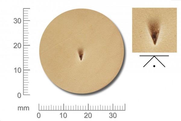 Rickert - Punziereisen / Prägewerkzeug F941 ( 2d-16 )