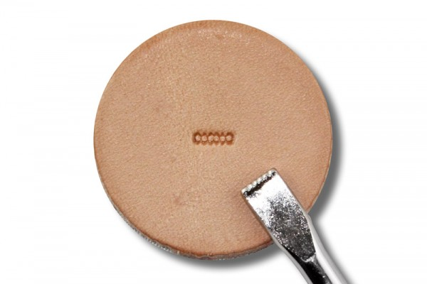 Punziereisen / Prägewerkzeug / Lederstempel A101 ( G-10 )