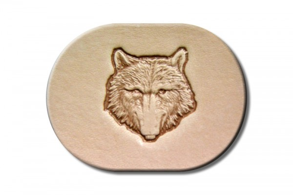 """Stamping Tool """"Wolf Head"""""""